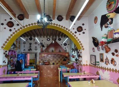Puebla - Quartier des Artistes (Casa de la China Poblana, où nous déjeunerons plus tard)