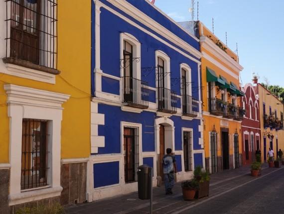 Puebla - Quartier des Artistes