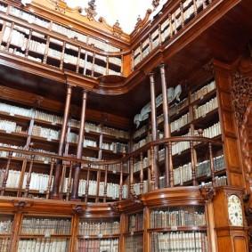 Puebla - Bibliothèque Palafoxiana
