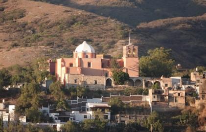 Guanajuato - Vue depuis le Mirador El Pipila