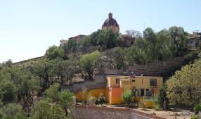 Valenciana - Vers la mine