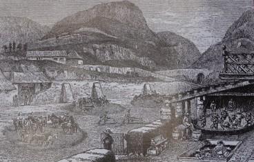 Valenciana - Bocamina de San Ramon
