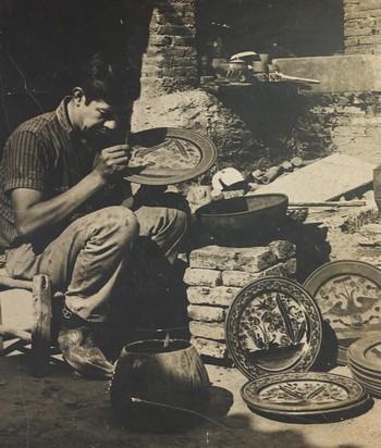 Tlaquepaque - Musée de la Céramique - José Bernabe Campechano
