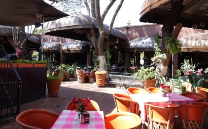 Tlaquepaque - Plaza Parian