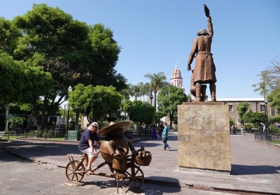 Tlaquepaque - Nouveau vélo à assistance mexicaine !