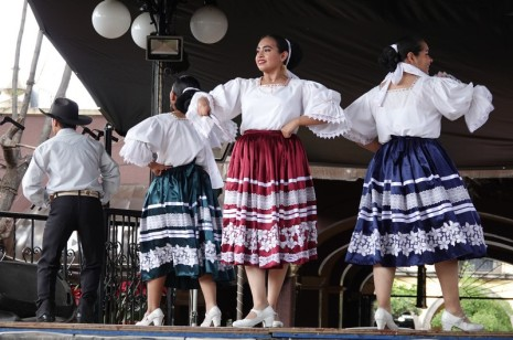 Tlequepaque - Danses traditionnelles
