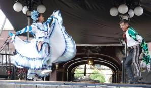 Tlequepaque - Danses traditionnelles