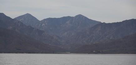 Ferry Mazatlan / La Paz