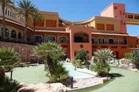 Cabo San Lucas - Minigolf
