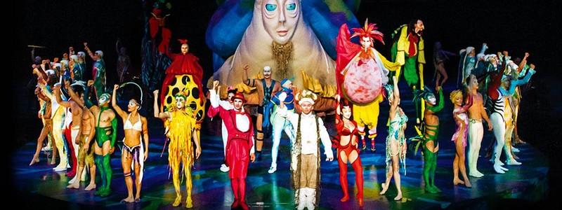 A Las Vegas, de la folie architecturale du Strip à la magie du Cirque duSoleil
