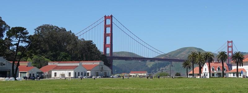 Magnifique rando le long de la baie de San Francisco, du Palace of the Legion of Honor àEmbarcadero…
