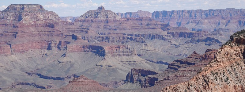 Une extraordinaire balade le long du Grand Canyon !