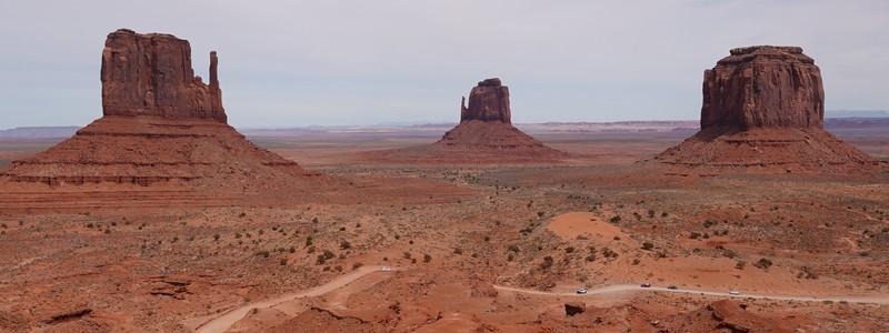 Sublimes paysages de western à Monument Valley!