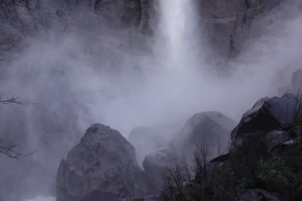 Yosemite National Park - Bridalveil Fall