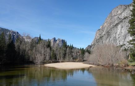 Yosemite National Park - Merced River