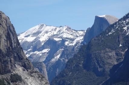 Yosemite National Park - Paysage depuis Tunnel View