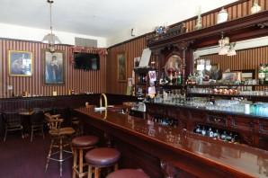 Columbia State Historic Park - Bar d'époque !