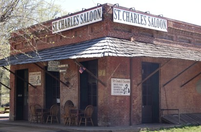 Columbia State Historic Park - Saloon