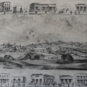 Columbia State Historic Park - La ville en 1850