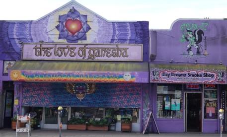 San Francisco - Quartier Haight-Ashbury