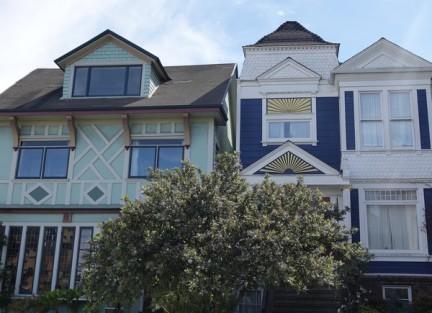 San Francisco - Masonic Avenue