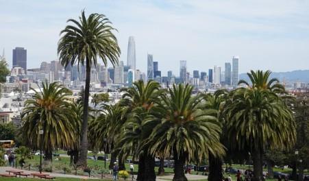 San Francisco - Mission Dolores Park