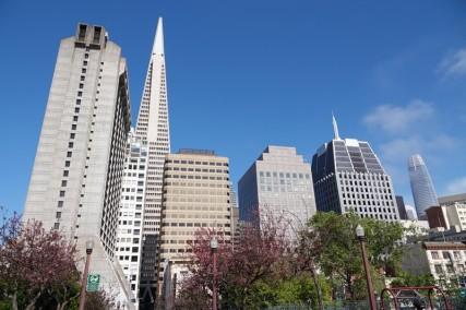 San Francisco - Retour vers Financial Disctrict