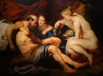 San Francisco - California Palace of the Legion of Honor - Expo temporaire Early Rubens