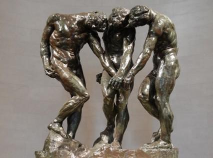 San Francisco - California Palace of the Legion of Honor - Rodin
