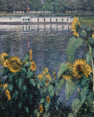 San Francisco - California Palace of the Legion of Honor - Gustave Caillebotte