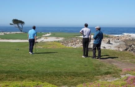 17-Mile Drive - Golf privé