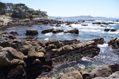 Carmel - Bord d'océan