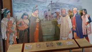 Lompoc - Purisima Mission - Visitor Center