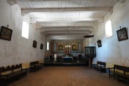 Lompoc - Purisima Mission - Eglise