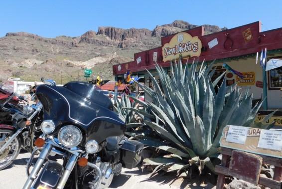 Arizona - Route 66 - Oatman