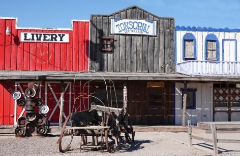 Arizona - Route 66 - Seligman