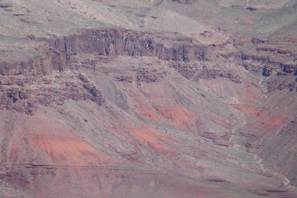Arizona – Grand Canyon – Vue depuis South Rim, Village
