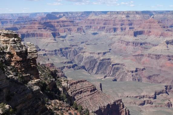 Arizona – Grand Canyon – South Rim, Mather Point