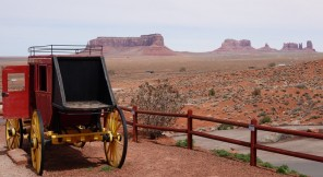 Monument Valley - Goulding's Lodge - Deavnt le Trading Post