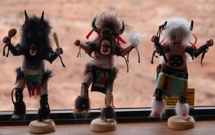 Monument Valley - Boutique, artisanat navajo