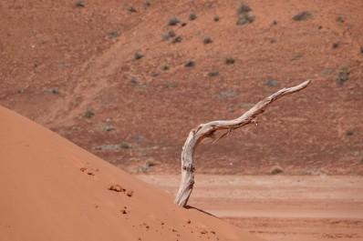 Antelope Canyon - Vers la deuxième gorge