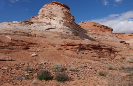 Vers le Lac Powell