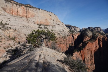 Parc national de Zion - Angels Landing Trail