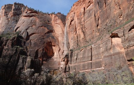Parc national de Zion - Riverside Walk