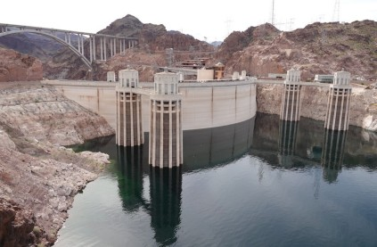 Lake Mead - Barrage Hoover