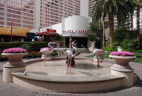 Las Vegas - Hôtel Flamingo