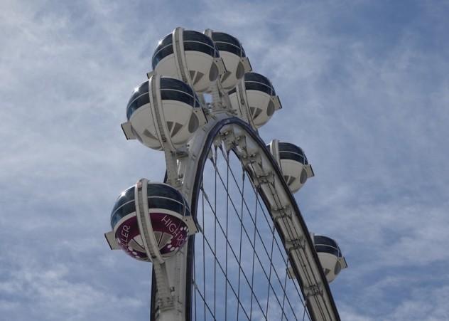 Las Vegas - The Linq - High Roller