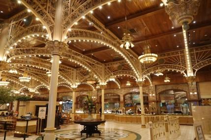Las Vegas - Main Street Station Hotel and Casino - Garden Court Buffet