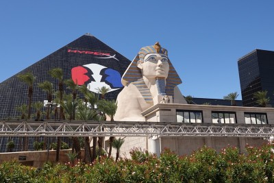 Las Vegas - Hôtel Luxor