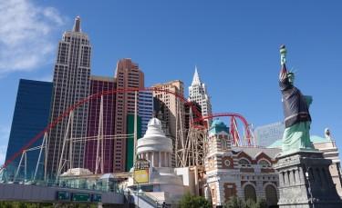 Las Vegas - Hôtel New York New York